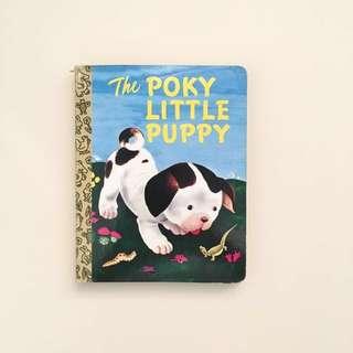 The Poky Little Puppy Boardbook
