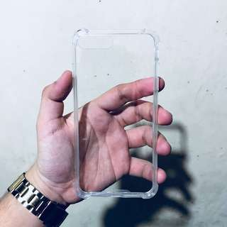 iPhone 7 Plus Case — Clear/Bumper