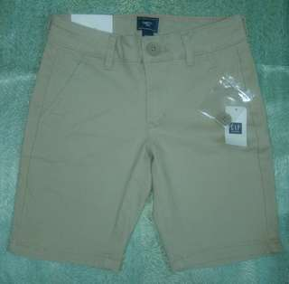 GAP Kids Khaki Casual Shorts US 6