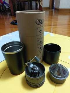 半價讓出-手沖咖啡隨行裝- Portable hand drip coffee set