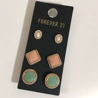 Forever21 Stud Earrings