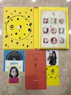 [WTS] TWICE Album Twicecoaster Lane2 Knock Knock