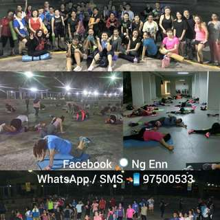 FitClub (Outdoor Exercise!)