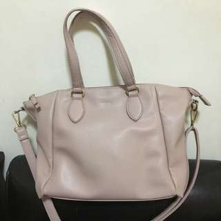 蓮藕色 NET肩背包 手提包