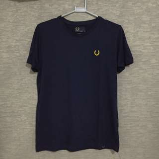 Fred Perry overruns Shirt in navy blue