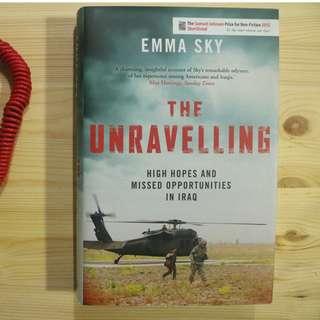 The Unravelling - Hardback