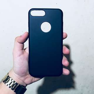 iPhone 7 Plus Case — Black