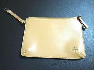Tory Burch leather bag / pouch 手提包