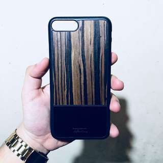 iPhone 7 Plus Case — Wood