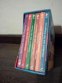 Kids VCDs - Ethelbert & Friends
