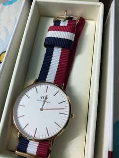 DW錶 classic cambridge
