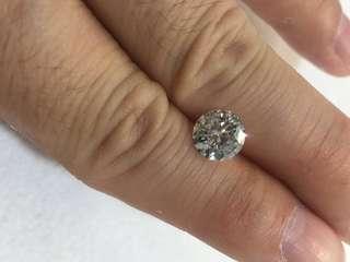 天然鑽石2.02ct 冇證約H $58000