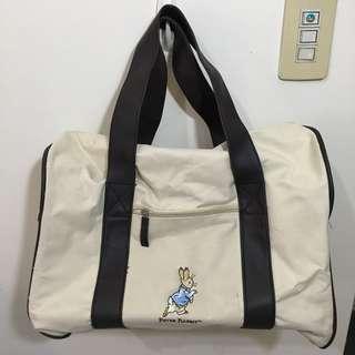 兔子行李袋(米) #五十元好物