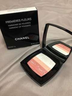 Chanel Premieres Fleurs blusher