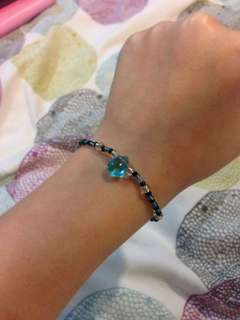 Beautiful handmade bead bracelet