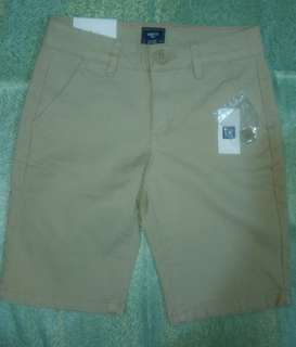GAP Kids Khaki Casual Shorts US 7