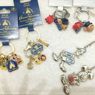 DISNEY ACCESSORIES - MICKEY MOUSE - DUFFY - DONALD DUCK