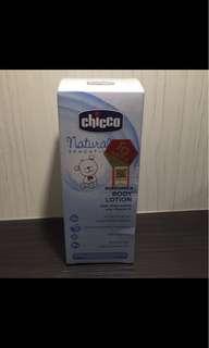 🚚 Chicco 原生脂潤膚乳液