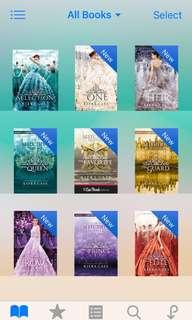 The Selection Series (ebook) — bundle