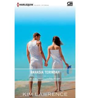 Ebook Rahasia Terindah (A Secret Until Now) - Kim Lawrence