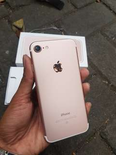 iphoNe 7 32.gb rose gold