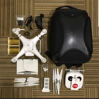 DJI Phantom 3 advanced / drone