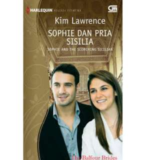Ebook Sophie dan Pria Sisilia (Sophie and The Scorching Sicilian) - Kim Lawrence