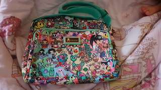 EUC Tokidoki California Dreamin crossbody