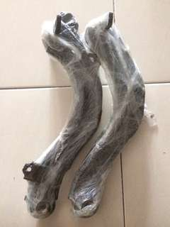 Honda civic FD2R original rear camber