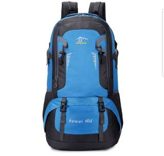 Brand new backpack 60L