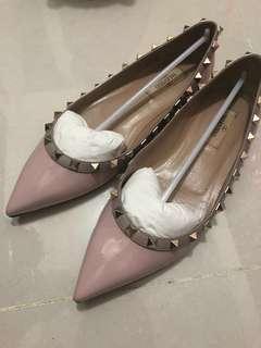 Valentino平底鞋