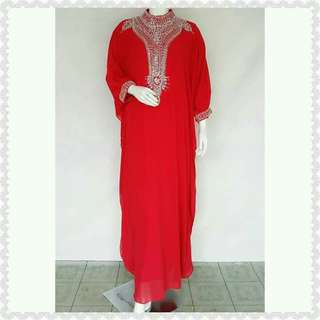 Cleopatra set Nevy,  Gold,  Red