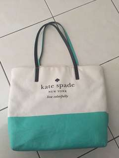 Kate Spade Tote Bag outhentic