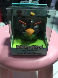 Angry bird-limited edition mini speaker