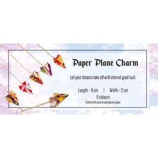 Paperplane Earrings