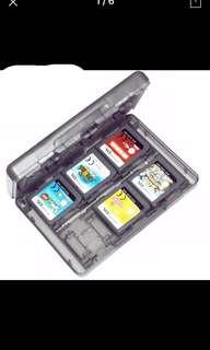 28 Nintendo Game Cartridge Box!