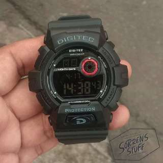 Digital Watch Authentic Digitec