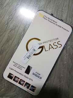 S9 Tempered Glass