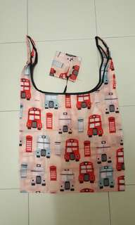 London recyclable bag