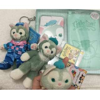DISNEY GELATONI ACCESSORIES (WITH PHONE CASE)