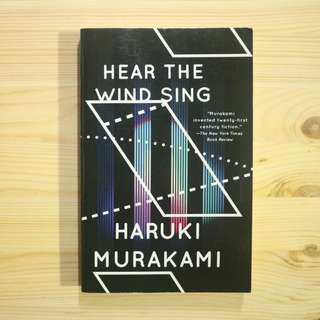 Hear the Wind Sing and Pinball - Paperback