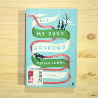 All My Puny Sorrows - Paperback