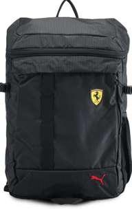 New Puma Ferrari backpack