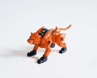 Zoids: Gun Tiger