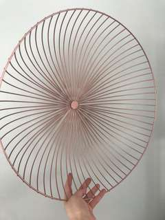 Home Decor Wire Basket