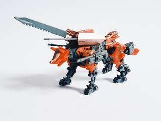 Zoids: Sword Wolf
