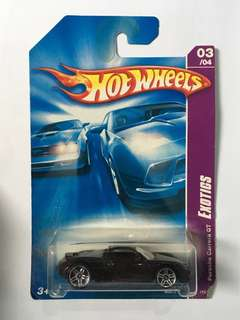 Pre Loved EXOTIC Hot Wheels