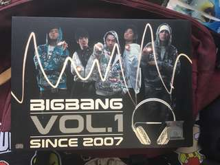 Big Bang Vol 1 & 2
