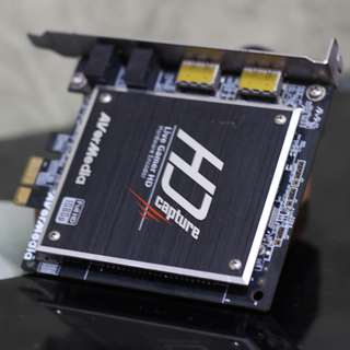 Avermedia PCIe Capture Card