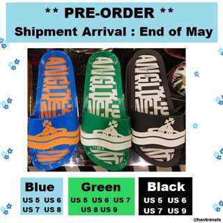 [PREORDER by 25 May] Melissa Beach Slide Sandals US 5 to 9 ; Eur 36 to 40